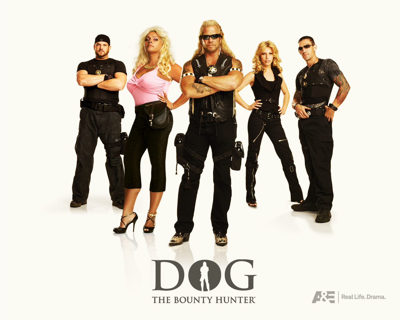 Beth Dog Bounty Hunter